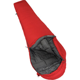 Vango Latitude 200 - Sac de couchage - gris/rouge